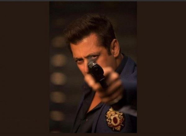 salman khan release first look of race 3