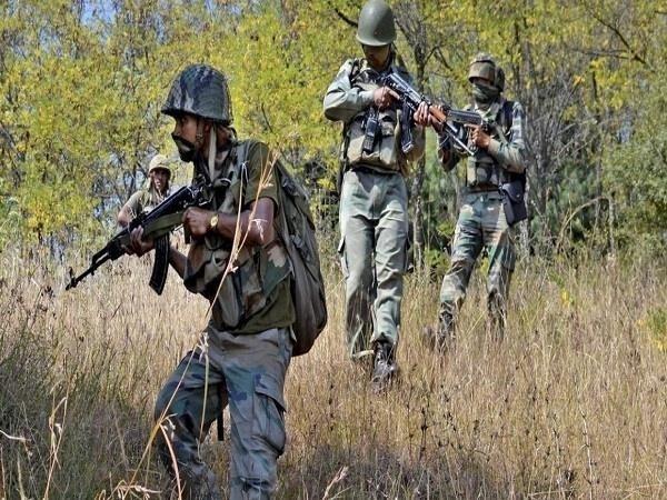 कश्मीर में सुरक्षाबलों का तलाशी अभियान