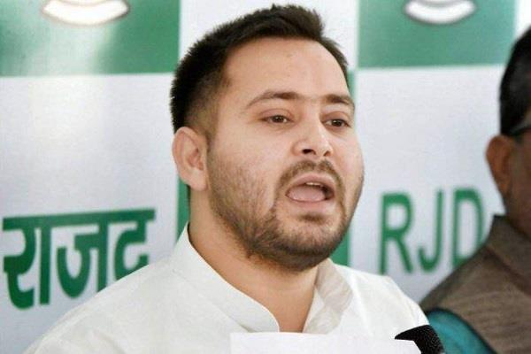 तेजस्वी का CM पर तंज, कहा- पूरा राजनीति सफर है साजिशों से भरा