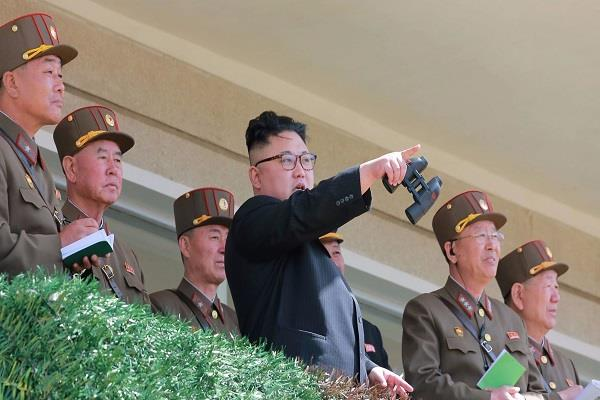 फिर मिसाइल टेस्ट करने की तैयार में उत्तर कोरिया, जापान अलर्ट