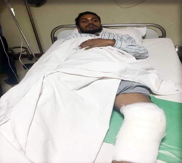 लुधियानाः छात्र को ट्यूशन से लेने आए ड्राइवर को मारी गोली