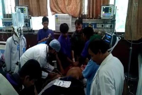 बिहारः अपराधियों ने कांग्रेस नेता के बेटे पर बरसाई गोलियां, इलाज के दौरान हुई मौत