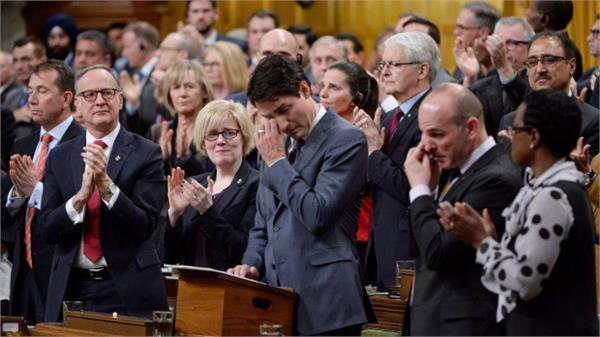 कनाडाई PM ने समलैंगिकों से रोते हुए मांगी माफी, कहा-शर्मिंदा हूं