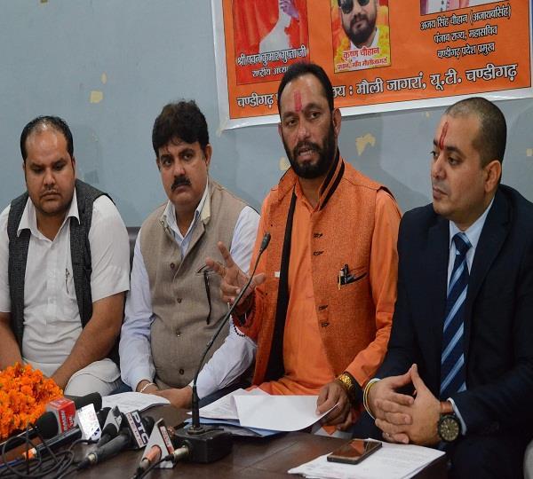 बडूंगर को एन.एस.ए. के तहत गिरफ्तार किया जाए : पवन गुप्ता