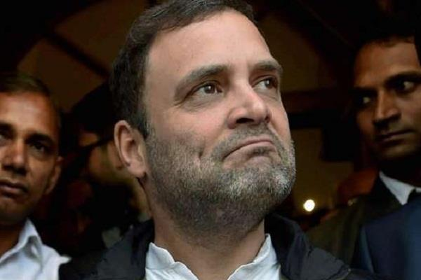 राहुल की ताजपोशी तय, 4 दिसंबर को  भरेंगे कांग्रेस अध्यक्ष पद के लिए नामांकन