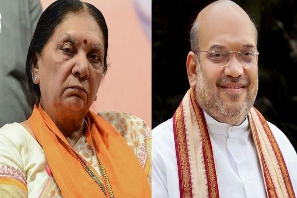 गुजरात विधानसभा चुनाव: टिकट वितरण से झलकी अमित-आनंदी की अंदरूनी कलह