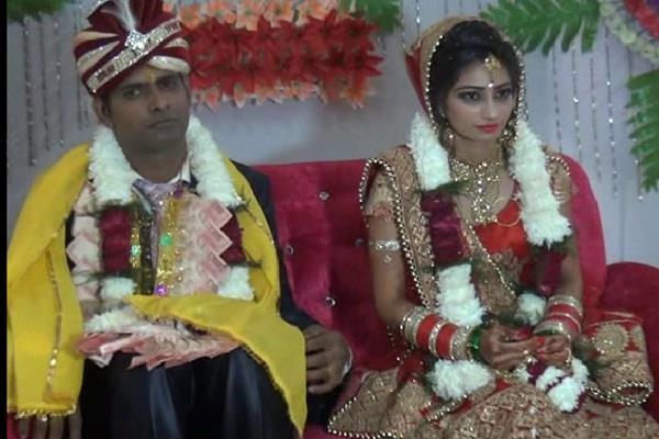 दिव्यांग शिवानी अंगदान के लिए लोगों को कर रही प्रेरित, अपनी शादी में लिया आठवां फेरा