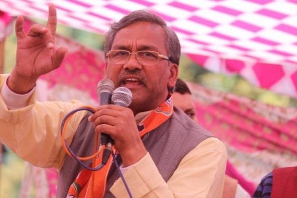 CM ने किया यमुनाघाटी का दौरा, कहा- जनता की समस्याओं का होगा निवारण