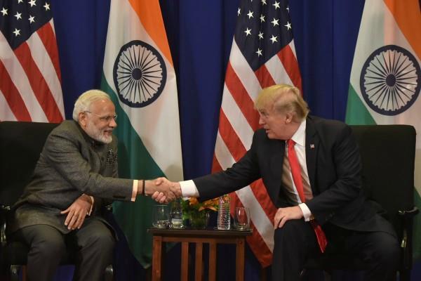 पीएम मोदी ने की ट्रंप से मुलाकात, बोले- भारत की तारीफ के लिए शुक्रिया
