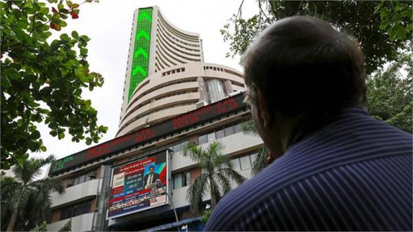 शेयर बाजारः सैंसेक्स 33250 और निफ्टी 10324 पर बंद