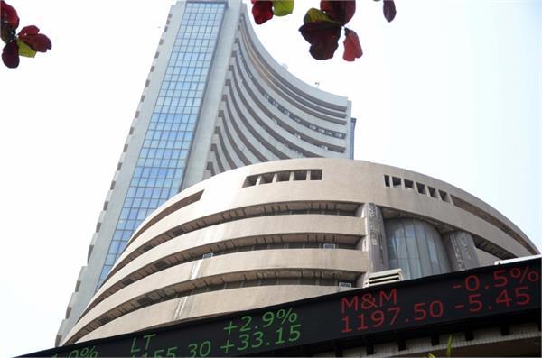 शेयर बाजार में बढ़त, सैंसेक्स 33314 और निफ्टी 10321 पर बंद