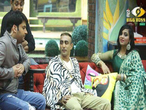 bigg boss arshi khan kapil sharma