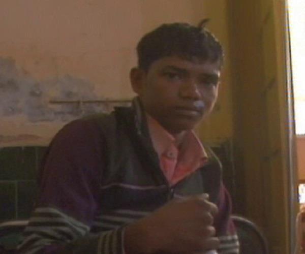 मुठभेड़ में वांछित चल रहे बदमाश को पुलिस ने किया गिरफ्तार