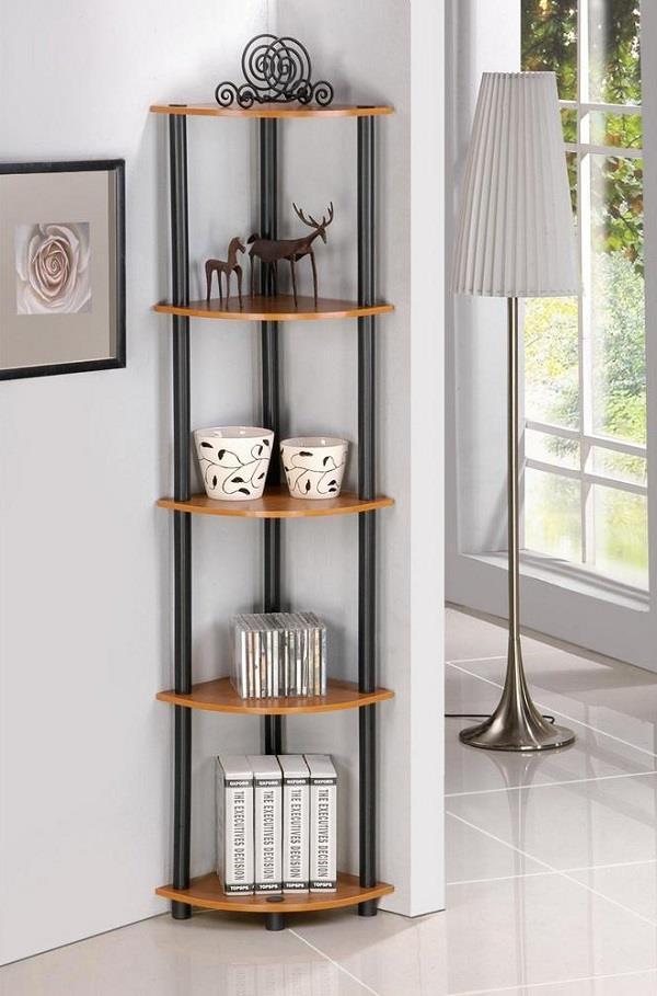 स्मार्ट तरीके से करें Corner Decoration