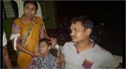 साहस की मिसालः ग्रामीणों ने डकैतों से भिड़कर बचाई अपहृत बच्चे की जान