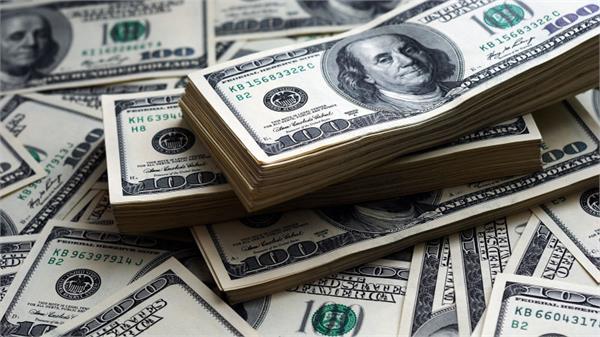 चार सप्ताह में पहली बार बढ़ा विदेशी मुद्रा भंडार