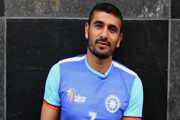वर्ल्ड कबड्डी स्टार अजय ठाकुर बने भारतीय टीम के कप्तान, इस दिन ईरान जाएगी टीम