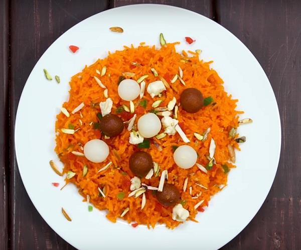 चावल खाने के शाैकीन हैं, ताे घर पर बनाएं जरदा राइस (मीठे चावल)