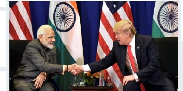 ''ट्रंप मोदी से बहुत प्रभावित ,मजबूत हो रहे भारत-अमरीका संबंध''