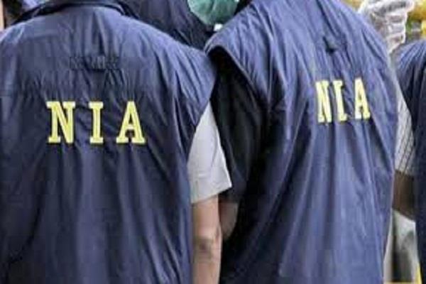 NIA ने गिरफ्तार किया लश्कर का आतंकी नईम
