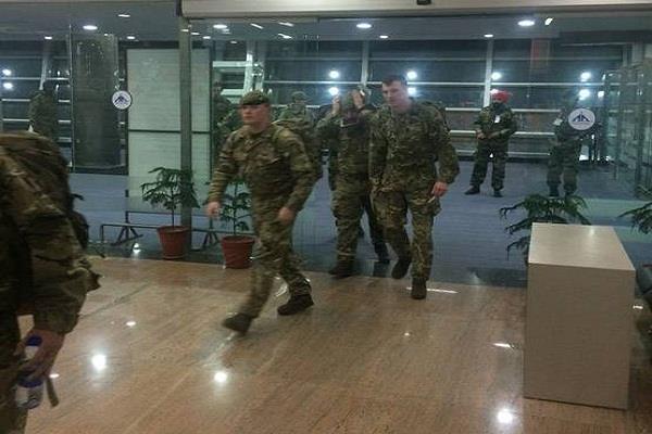 ..तो इसलिए जयपुर हवाई अड्डे पर उतरे ब्रिटिश सेना के 100 जवान