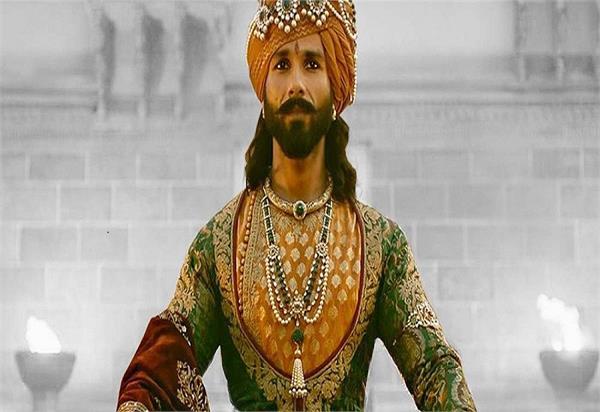 ''पद्मावती'' के लिए शाहिद ने एेसे किया खुद को फिट, 40 दिनों तक ली यह डाइट