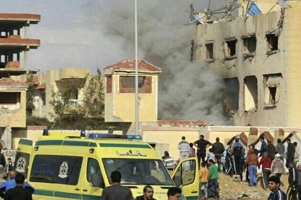 मिस्र आतंकी हमला:  बचकर भागते लोगों पर भी फायरिंग, 305 की मौत