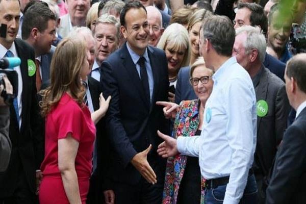 आयरलैंड सरकार को करना पड़ा अविश्वास प्रस्ताव का सामना