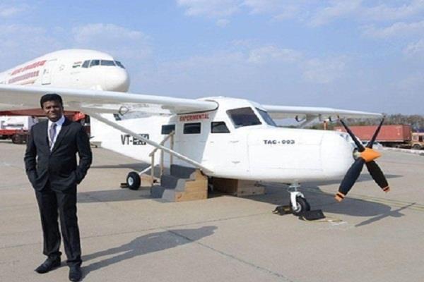 मुंबई के शख्स ने 4 करोड़ में बना डाला खुद का प्लेन, 6 साल बाद उड़ान भरने की मिली परमिशन
