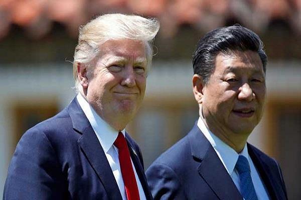 माओ के बाद शी सर्वाधिक शक्तिशाली चीनी नेता : ट्रम्प