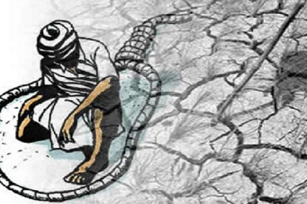 कर्जे से परेशान किसान ने की आत्महत्या
