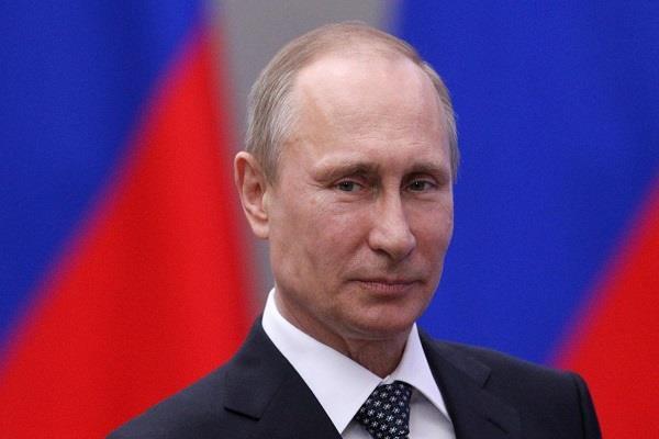 राष्ट्रपति के अगले कार्यकाल के लिए चुनाव लड़ेंगे पुतिन