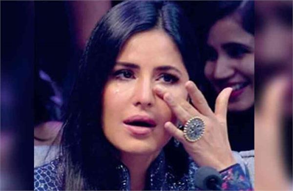 tiger zinda hai katrina kaif cried on the sets of dance champions
