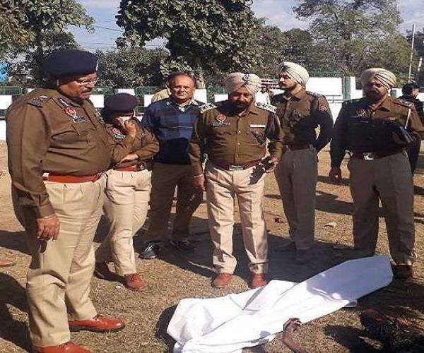 दिल दहला देने वाली घटना,युवती की हत्या कर पार्क में जलाया शव