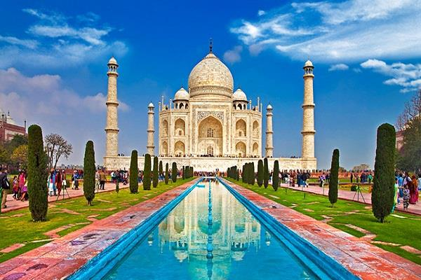 अंकोरवाट के बाद ताजमहल दूसरा सर्वश्रेष्ठ यूनेस्को विश्व धरोहर स्थल