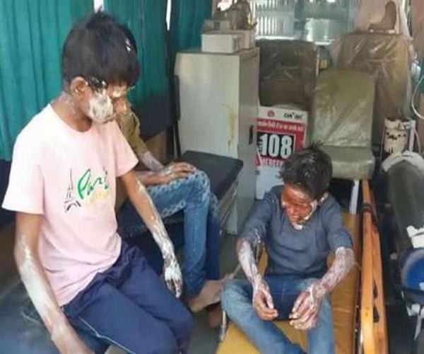 बिहार के राज्यपाल के स्वागत कार्यक्रम में हुआ बड़ा हादसा, 6 बच्चे गंभीर रूप से झुलसे