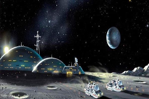 चांद पर रोबोट स्टेशन स्थापित करेगा चीन