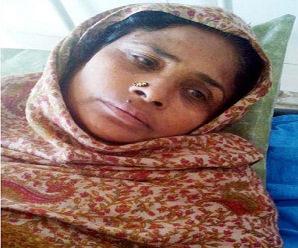 मारपीट में महिला सहित 3 घायल