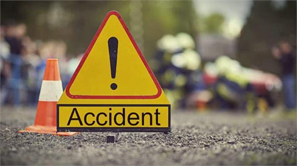 विभिन्न सड़क दुर्घटनाओं में 2 व्यक्तियों की मौत