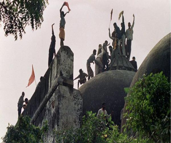 'मैं राम विरोधी नहीं, लेकिन बाबरी मस्जिद हमारी'