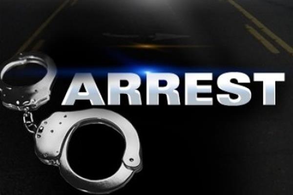 पी.ओ. स्टाफ ने 3 भगौड़ों को किया गिरफ्तार