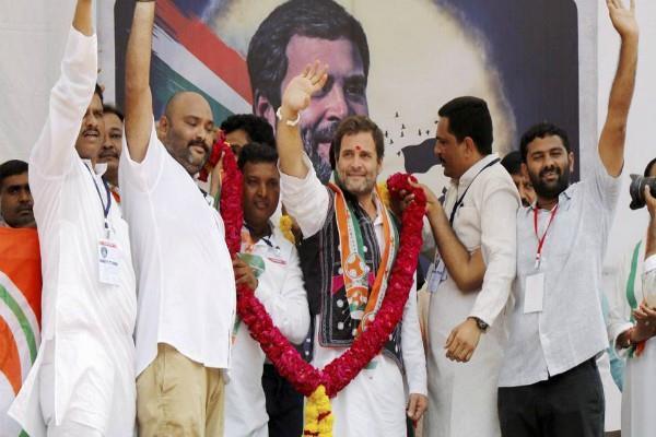 कच्छ रैली में बोले राहुल, PM मोदी के भाषण में 60% चर्चा होती है मुझपर