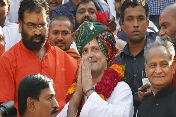 राहुल को अगले हफ्ते मिल सकता है कांग्रेस अध्यक्ष चुने जाने का सर्टिफिकेट
