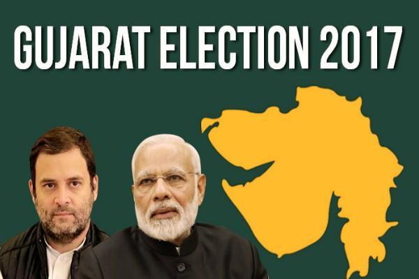 गुजरात में एक बार फिर BJP की सरकार, कांग्रेस के हाथ से फिसला हिमाचल