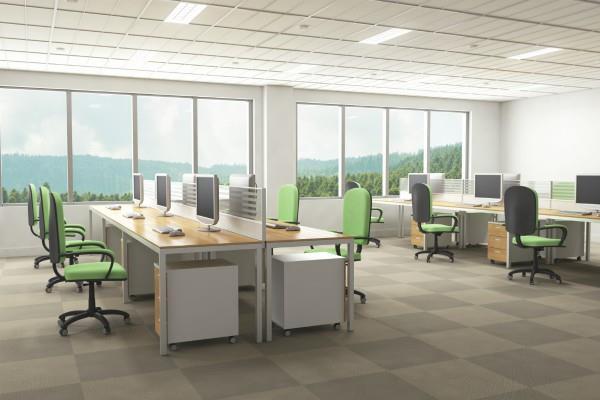 वर्ष 2017 में 3.057 करोड़ वर्गफुट कार्यालय स्थल की हुई खपत