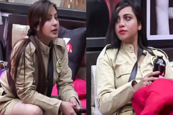 arshi khan calls shilpa shinde a bad mother