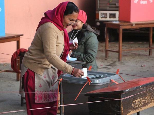 नेपाल चुनाव:  दूसरे चरण का मतदान शुरू