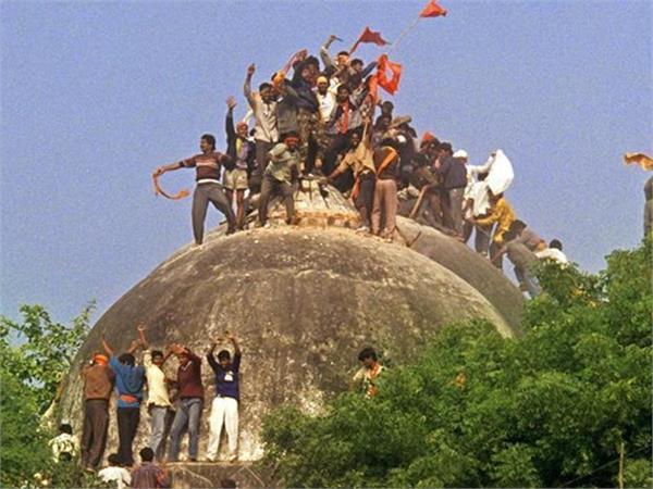विवादित ढांचा गिराए जाने के बाद भाजपा को हुआ सियासी नुकसान
