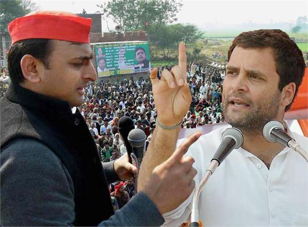 अखिलेश ने सपा—कांग्रेस गठबंधन पर दिया बड़ा बयान