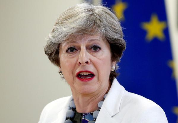 ब्रिटिश PM थेरेसा मे  की हत्या की साजिश का पर्दाफाश